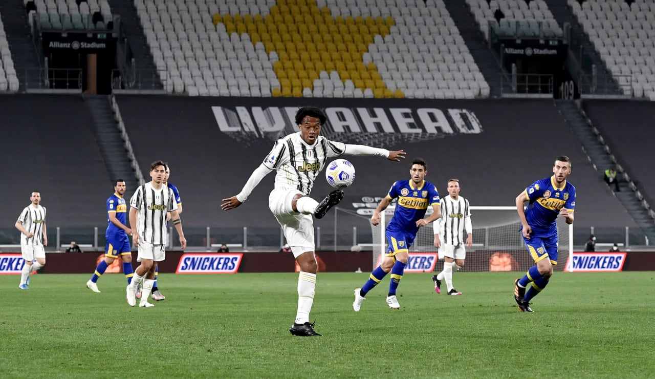 09 Juventus Parma 21 aprile 2021