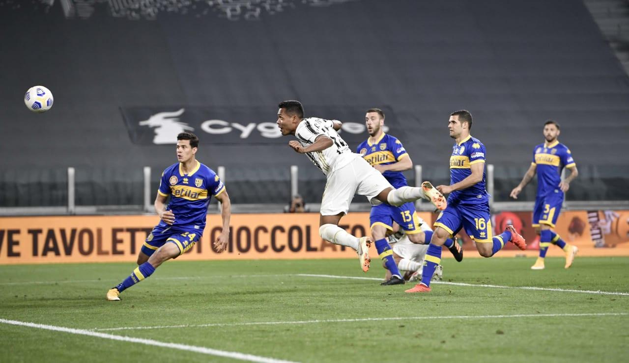 10 Juventus Parma 21 aprile 2021