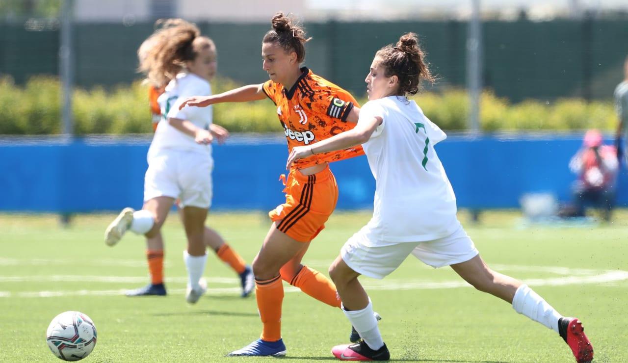U19 women Juve-Florentia