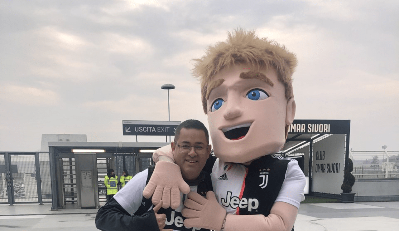 DeLigt and Coach Renzo