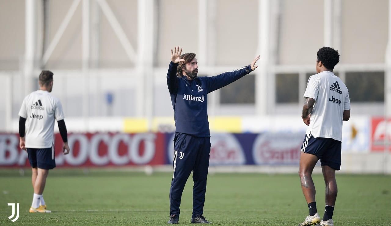 Gallery   30 ottobre, l'allenamento dei bianconeri - Juventus