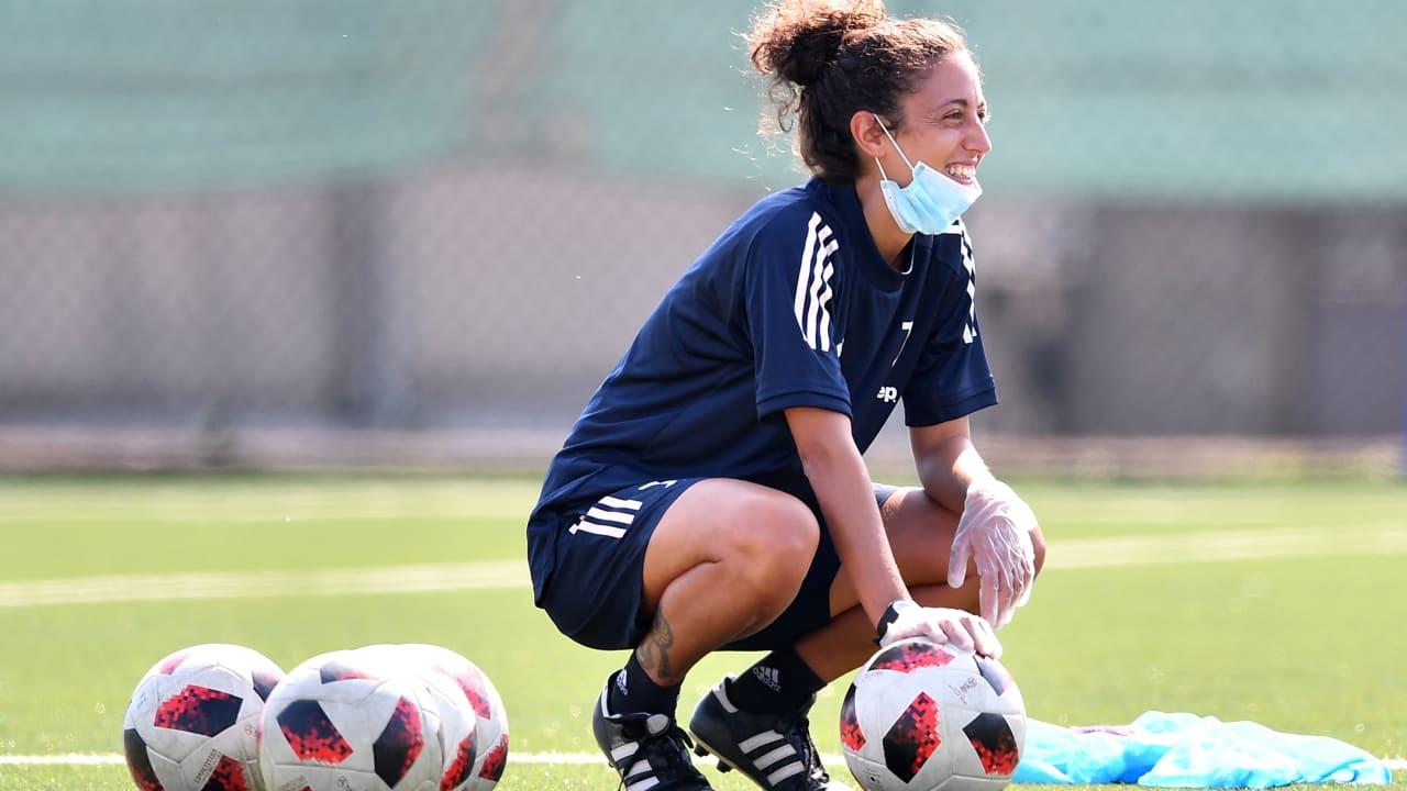 U19 Femminile | Gli obiettivi di Silvia Piccini - Juventus TV