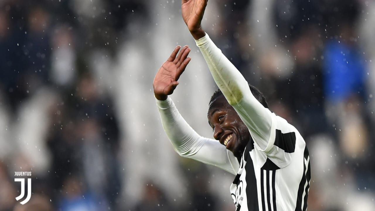 Blaise Matuidi Juventus Home Jersey