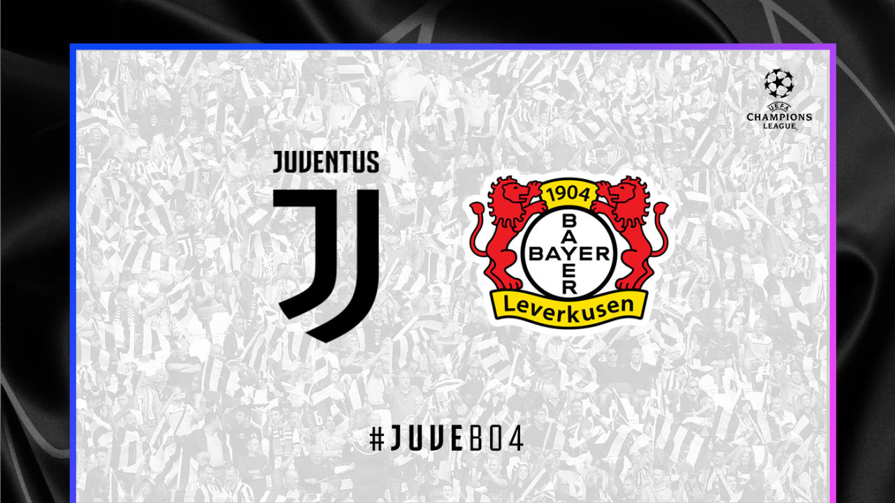 InNumbers | Juve-Bayer 04 Leverkusen - Juventus