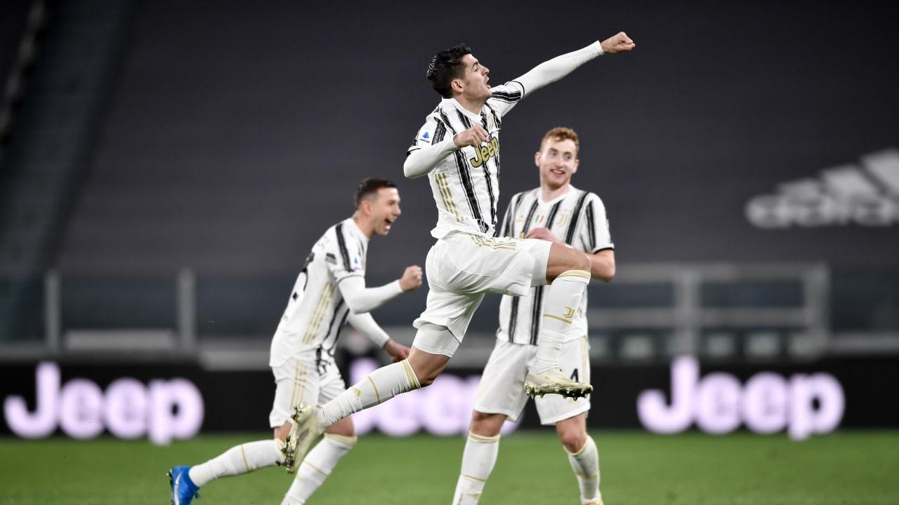 Morata, Chiesa & Ronaldo seal victory over Spezia - Juventus