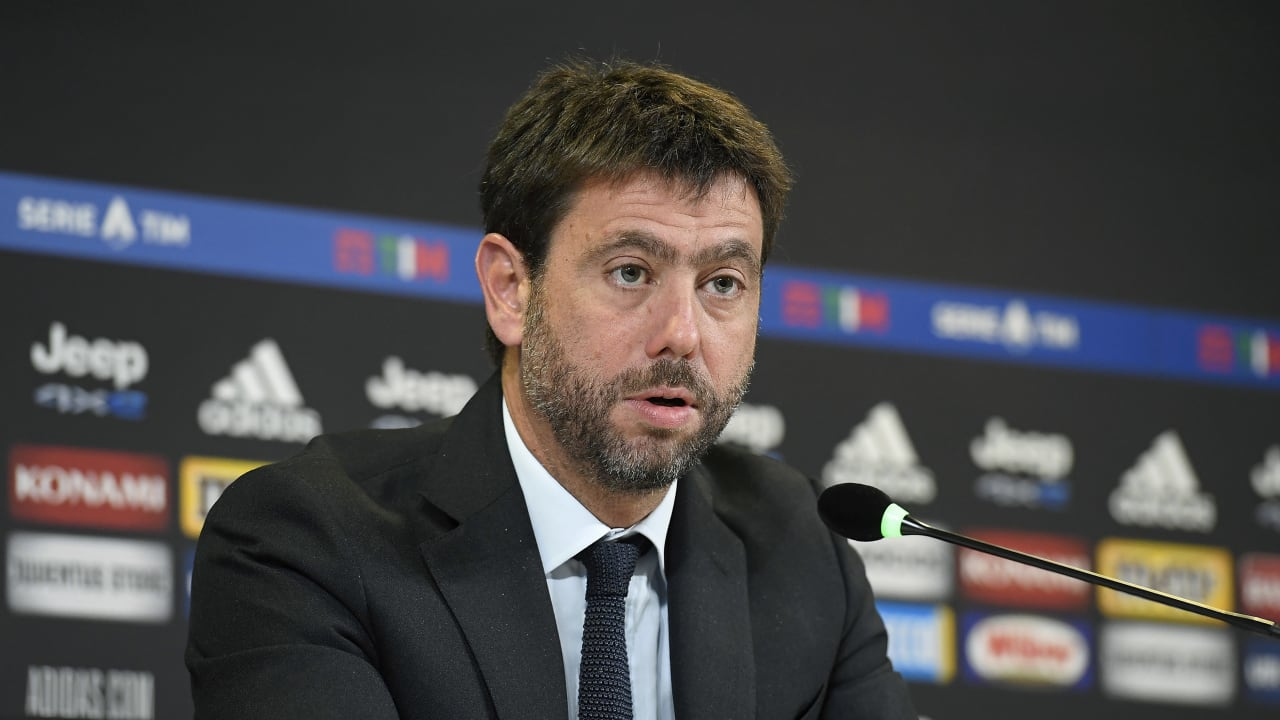"Andrea Agnelli: ""We respect protocols"" - Juventus"