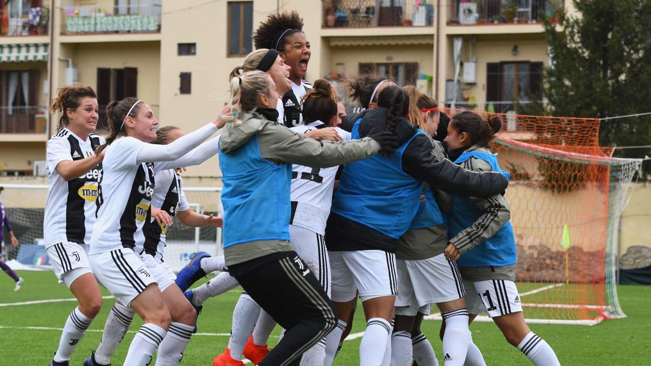 Juventus Women pick up crucial win at Fiorentina - Juventus