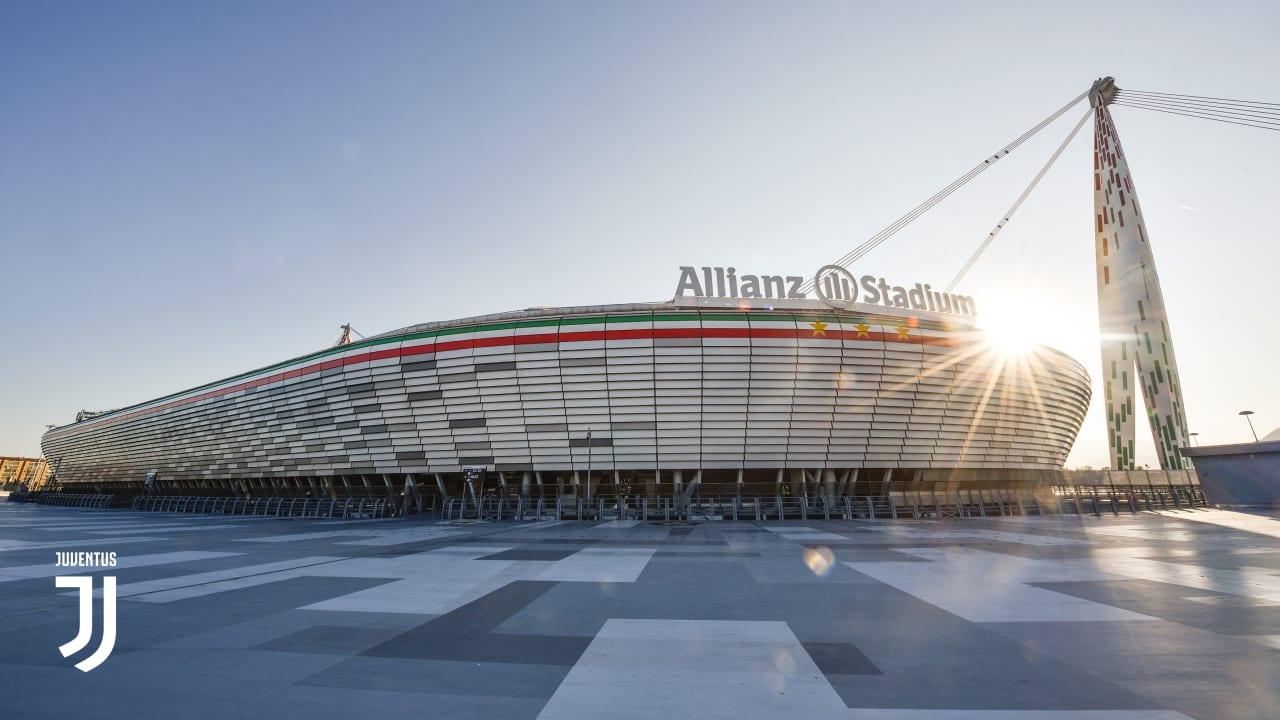 Stasera l'Allianz Stadium accoglie gli Azzurri - Juventus