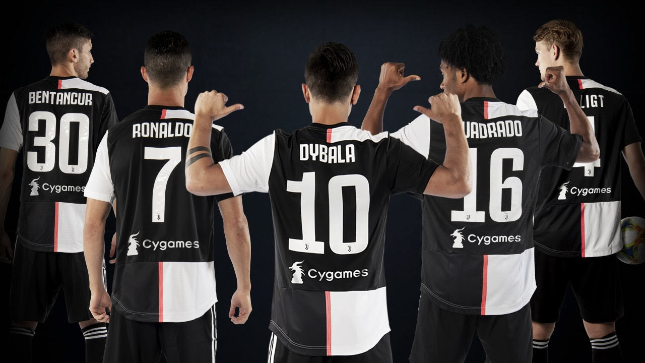 Juventus And Cygames Back To The Back Juventus