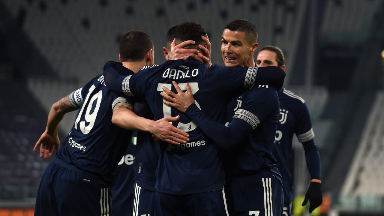 Juventus 3 1 Sassuolo Juventus