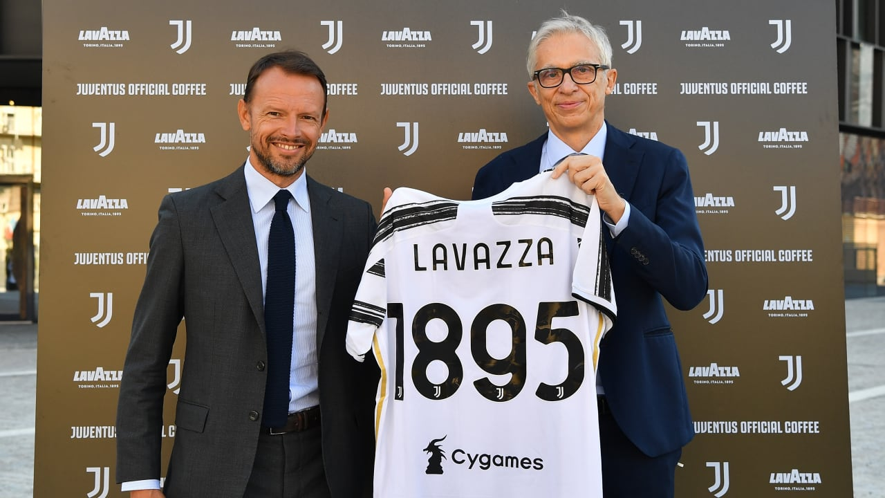 Lavazza Is Juventus Official Coffee Juventus