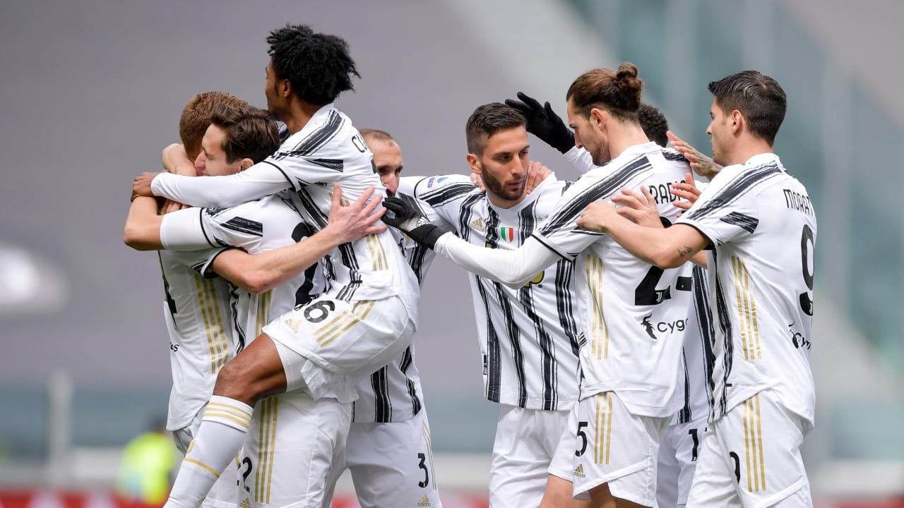 Squad List   Atalanta - Juve - Juventus