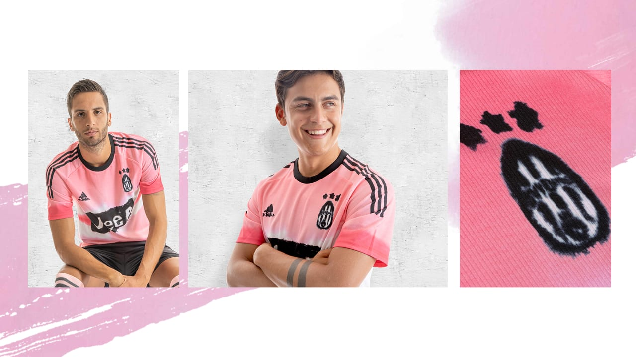 The Juventus Fourth Kit Powered By Adidas And Humanrace Fc Juventus