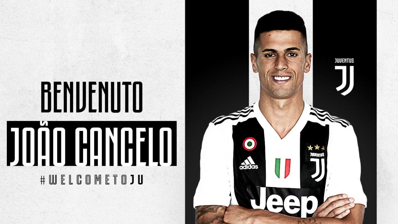 WelcomeToJU João Cancelo! - Juventus
