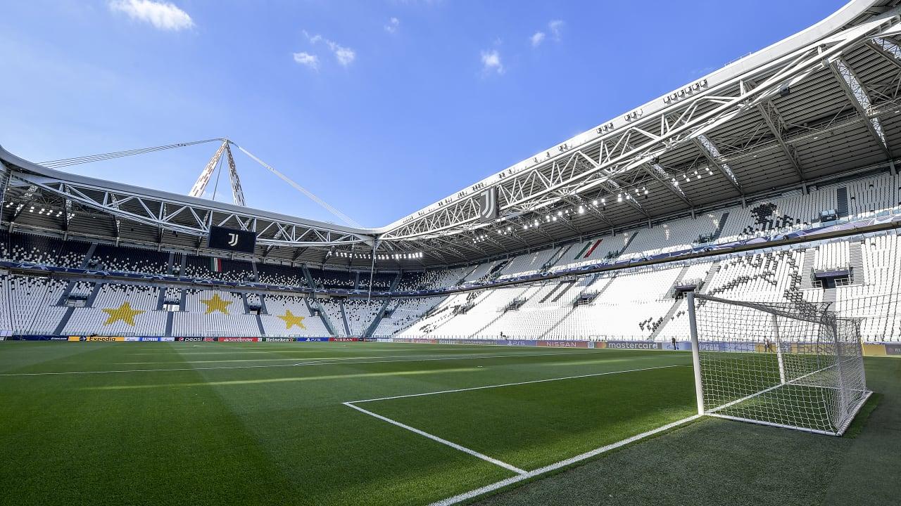 Juventus Women Lyon At Allianz Stadium Juventus