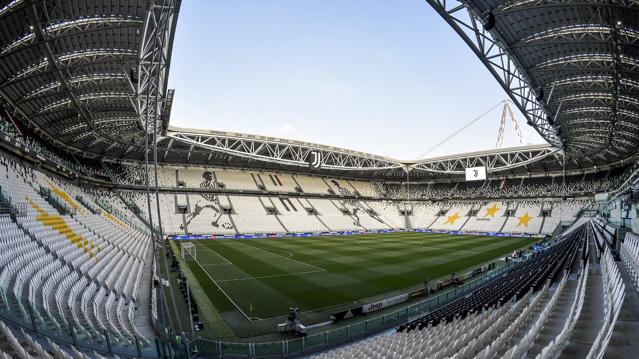 Juve Samp Will Be Played In The Presence Of A Thousand Guests Juventus