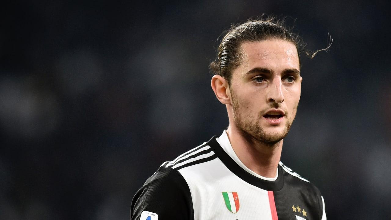 """Rabiot: """"I feel good"""" - Juventus"""