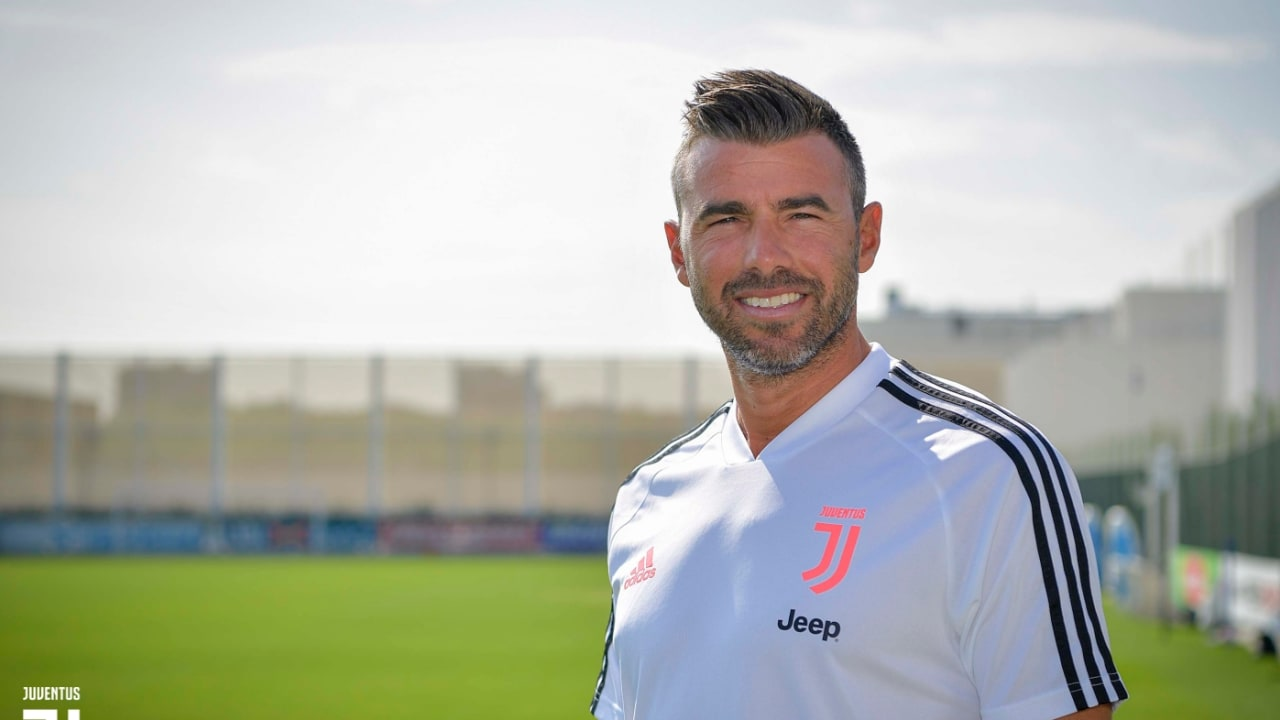 Andrea Barzagli is with us again! - Juventus