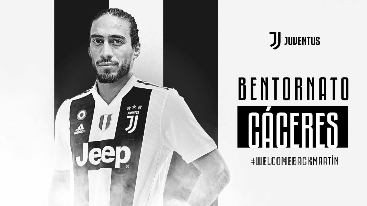 Bentornato, Martin! - Juventus