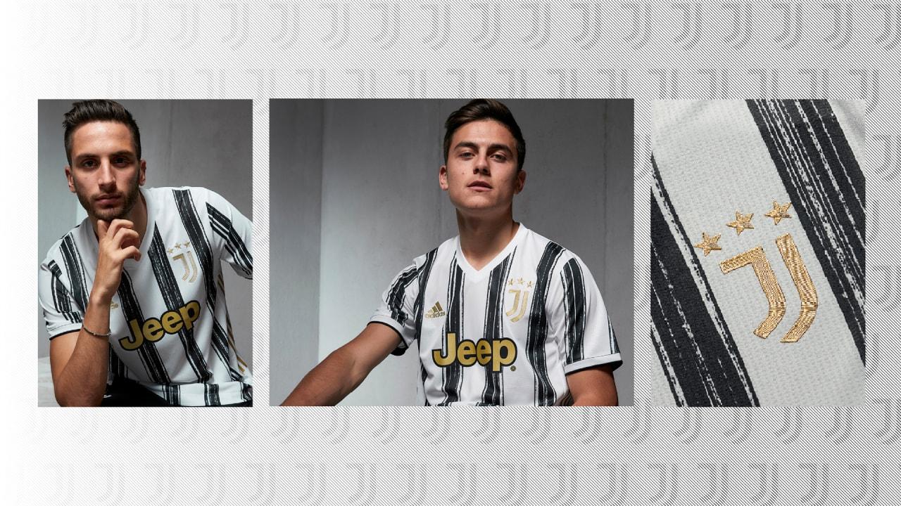 New Juventus Home Jersey Unveiled Juventus