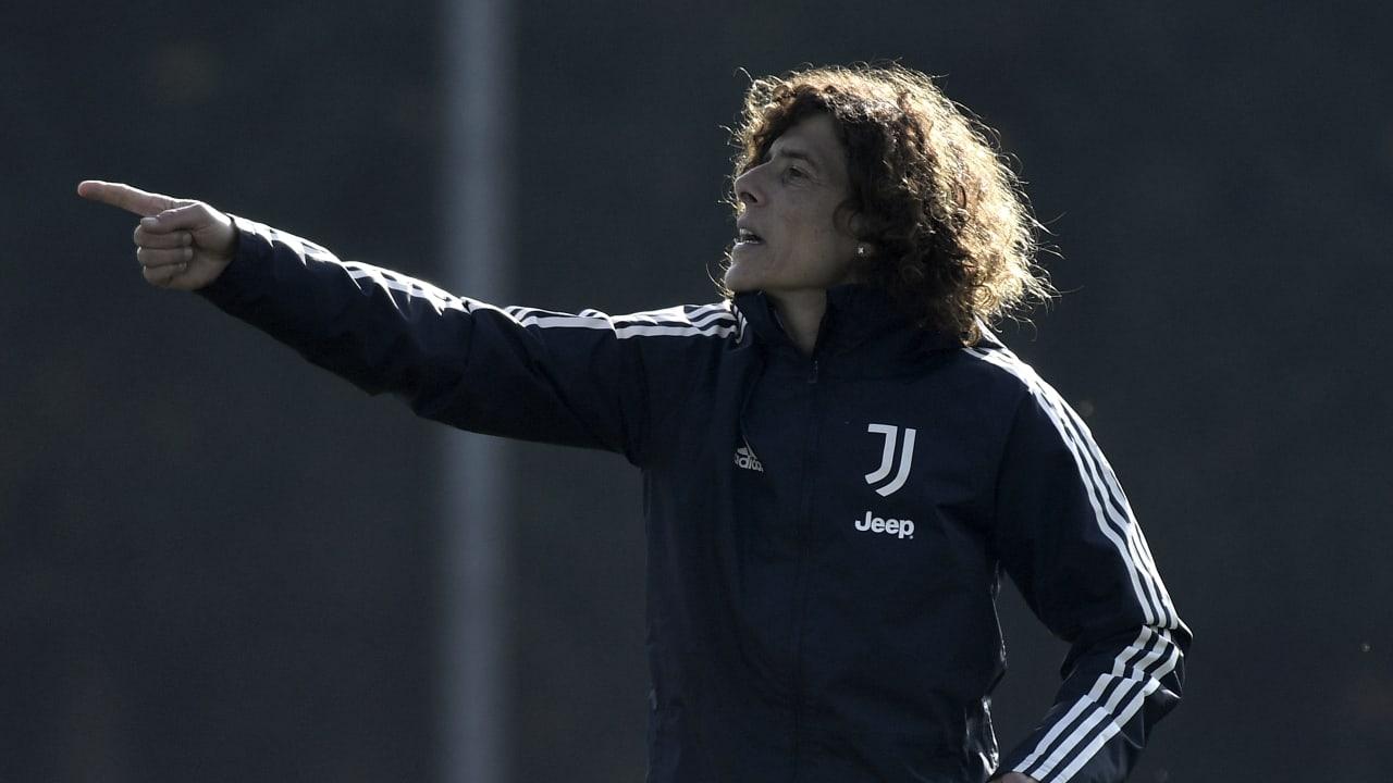 Rita Guarino - Intervista pre Coppa Italia