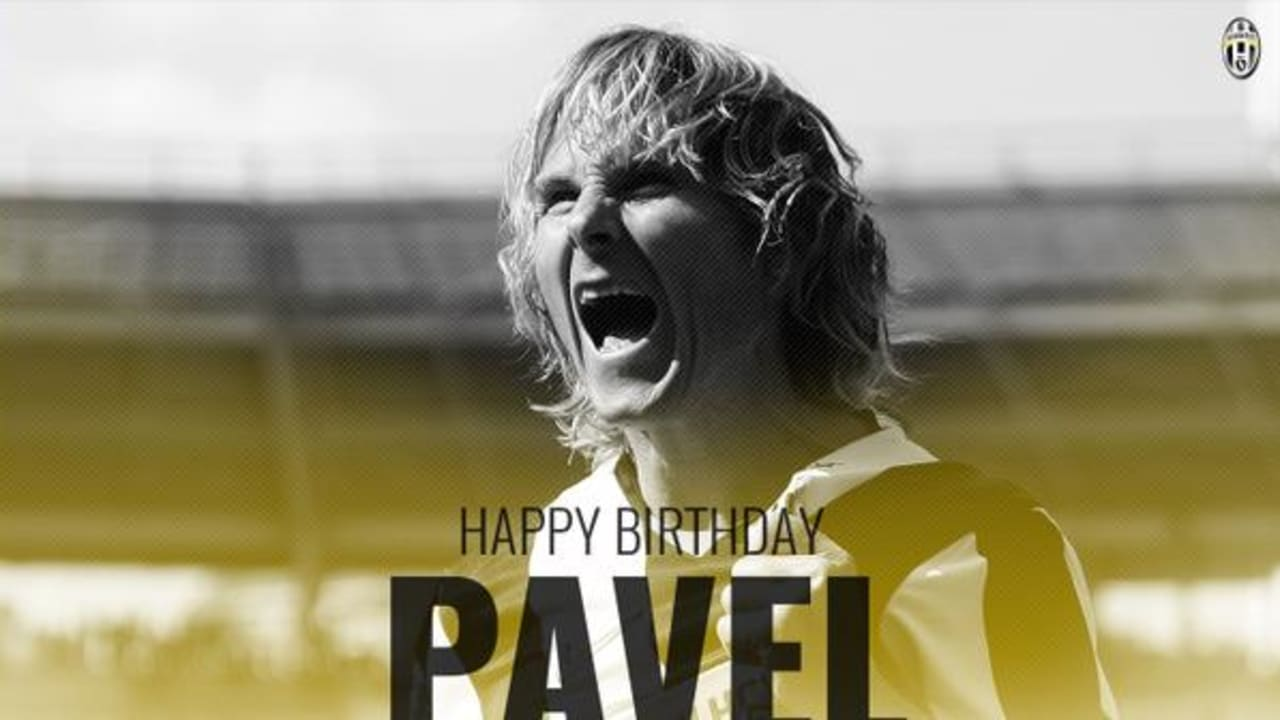 Nedved compleanno