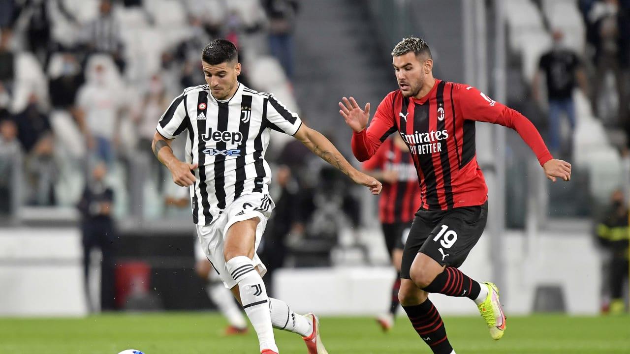 Match Juventus Milan 19 settembre 2021