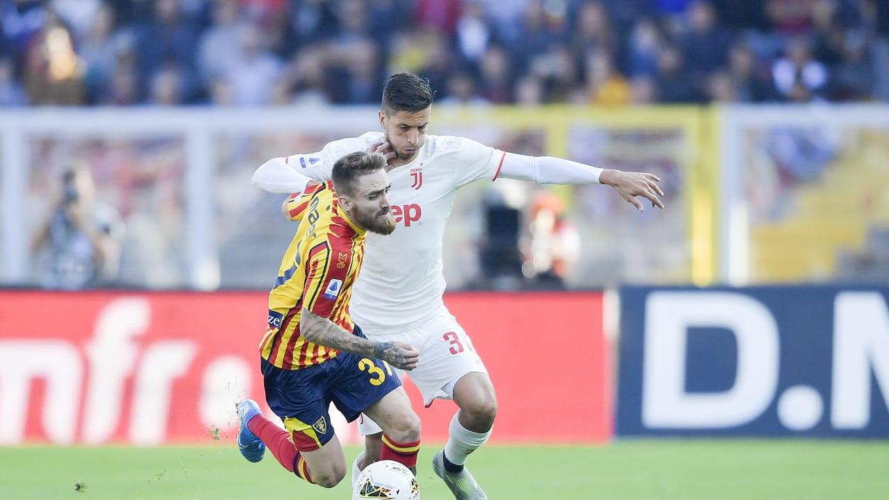 Bentancur US Lecce v Juventus - Serie A