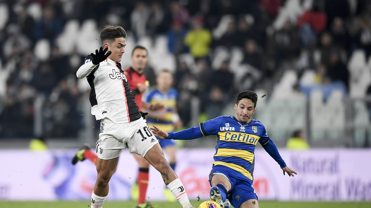 Dybala_Juventus v Parma Calcio - Serie A