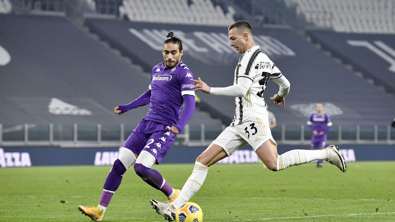 15 Juventus Fiorentina 22 dicembre 2020