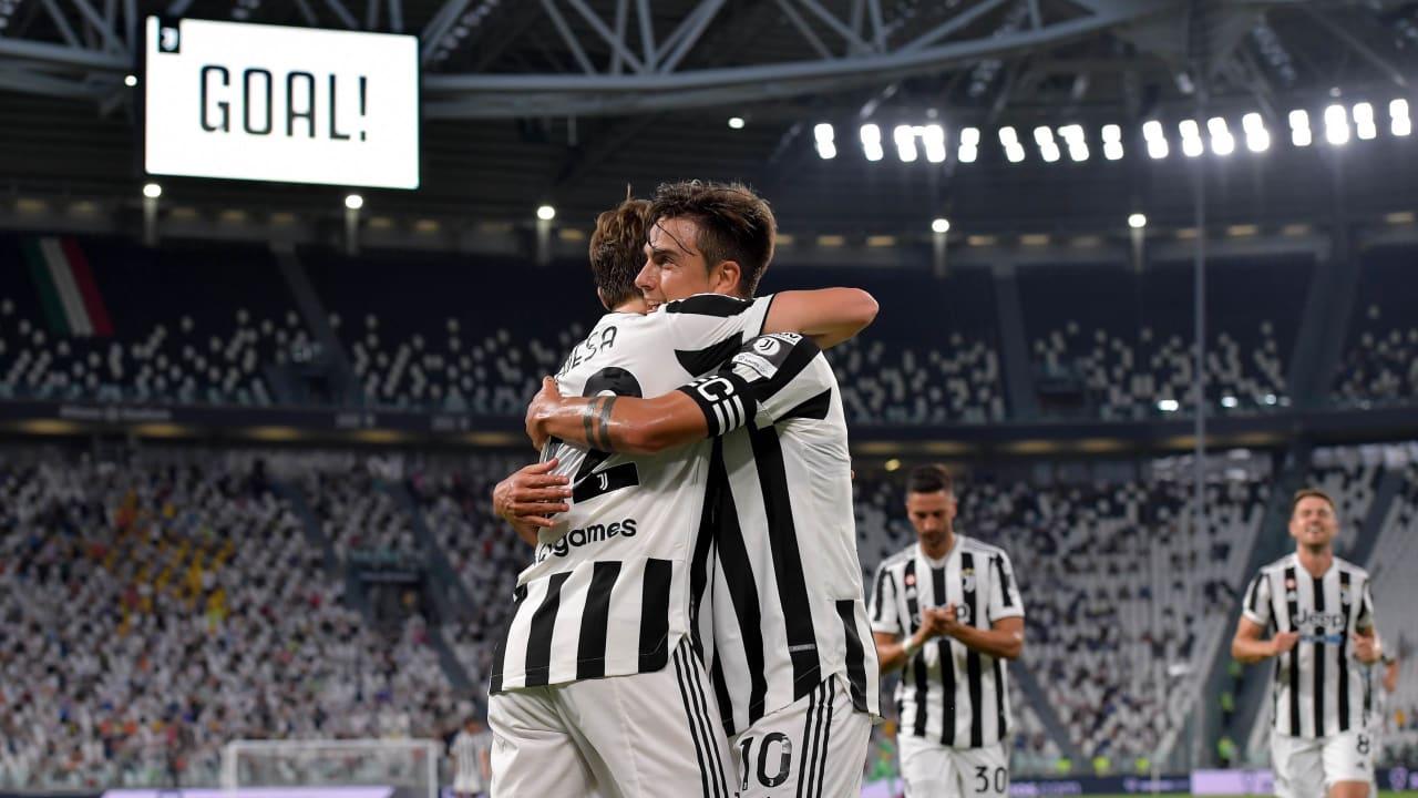 Match Socios Juventus Atalanta 14 agosto 2021