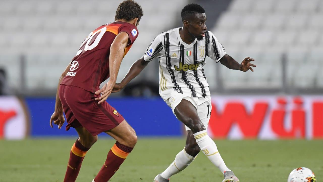 Match Juventus Roma 1 agosto 2020 - 02