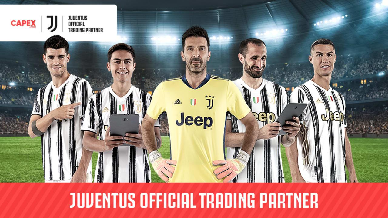 CAPEX.com - Juventus - Press releas - 960x540
