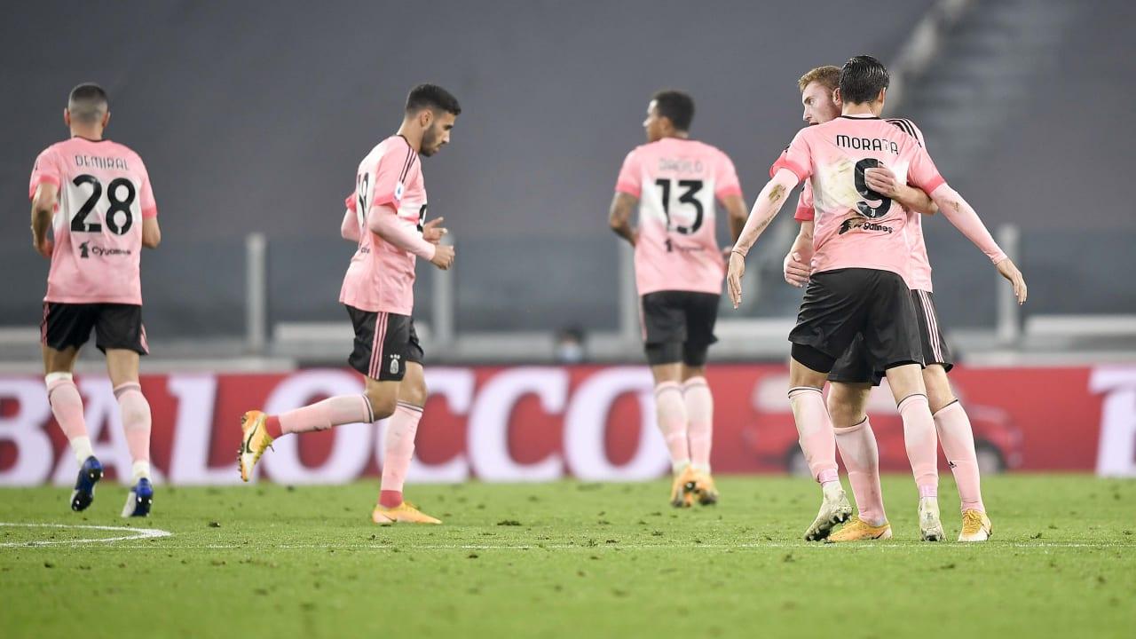 10 Juventus Hellas Verona 25 ottobre 2020