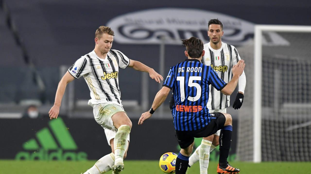Match Juventus Atalanta 16 dicembre 2020