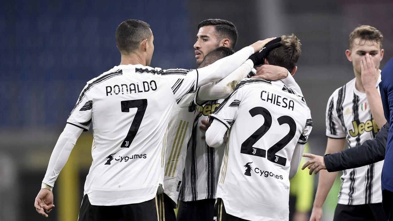 Match Milan Juventus 6 gennaio 2021
