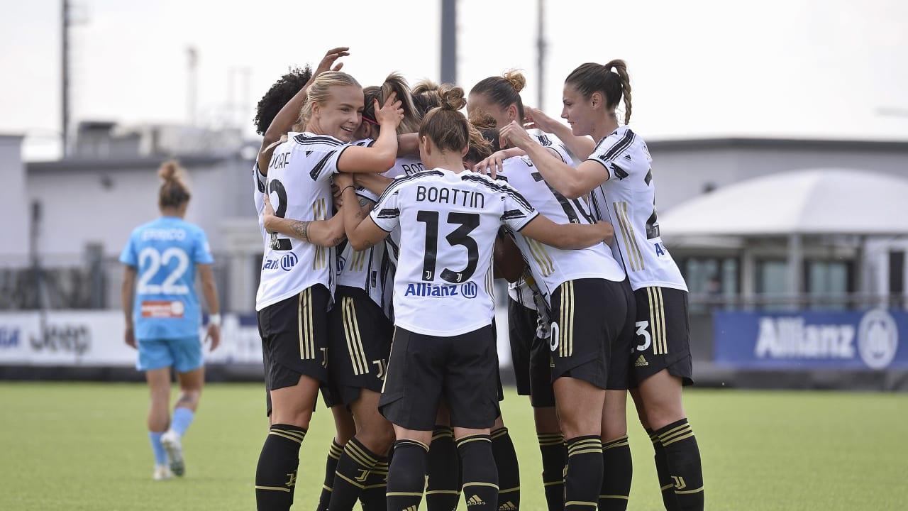 Partita | Women | Juventus - Napoli | Foto 3