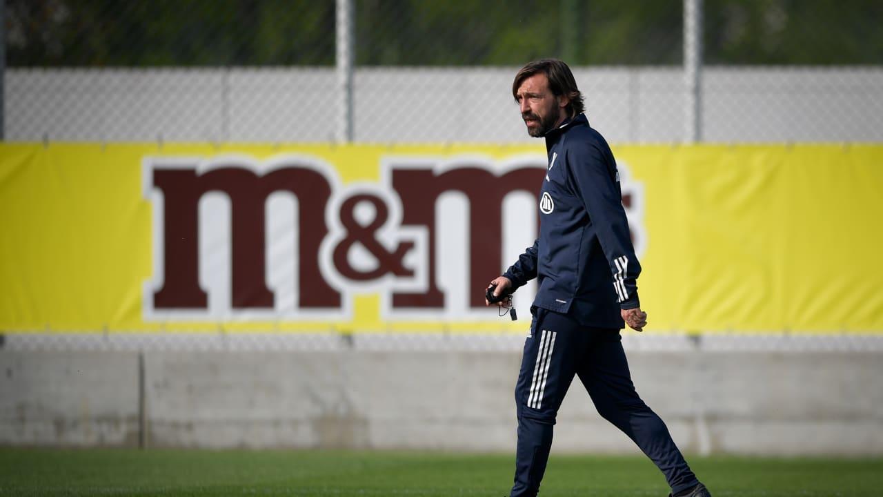 Training   Mister Andrea Pirlo