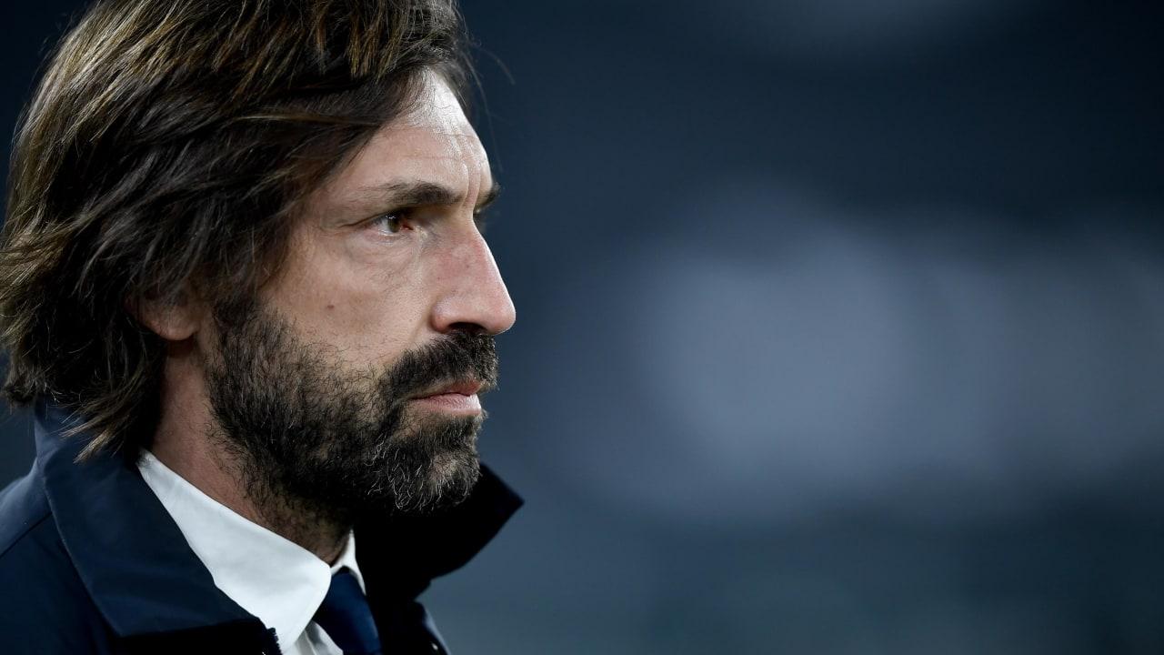 intervista pirlo post Juve - Lazio