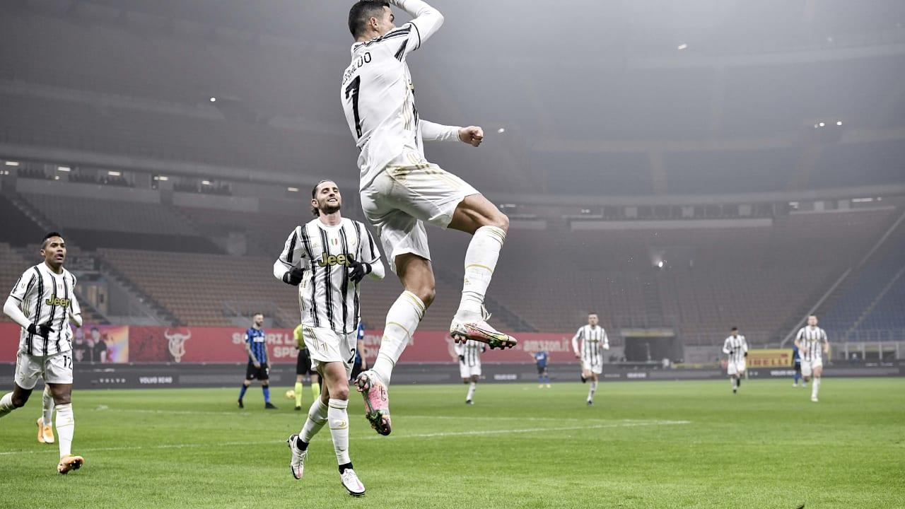 Match Inter Juve Coppa Italia 2 febbraio 2021