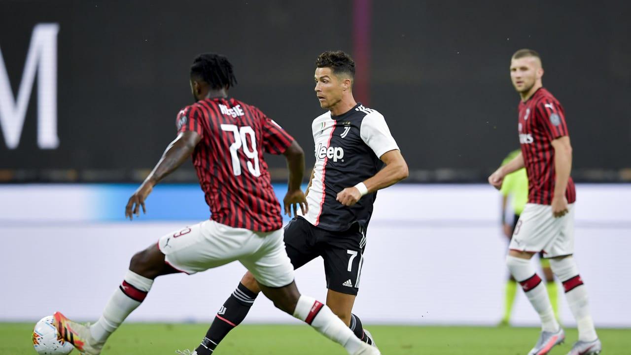 Match Milan Juventus 7 luglio 2020