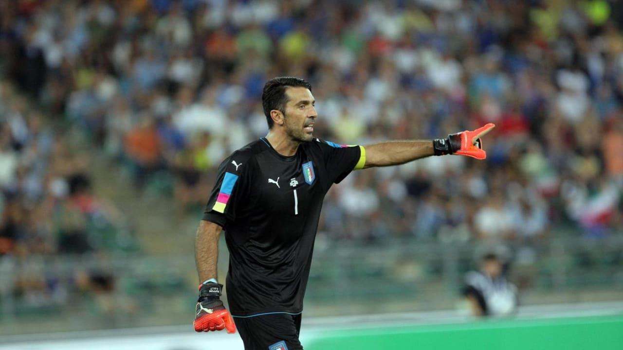 Buffon Azzurri