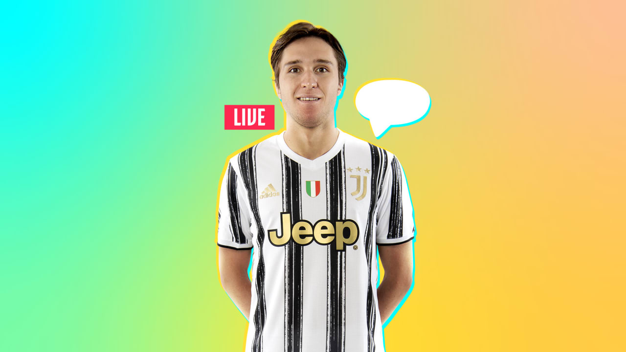Junior Reporter - Federico Chiesa