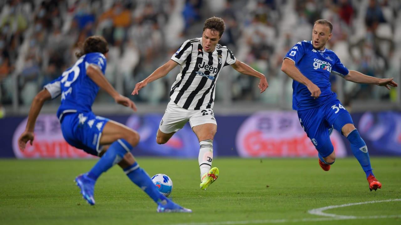 Match Juventus Empoli 28 agosto 2021