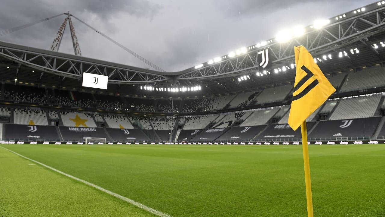 Allianz Stadium 4 ottobre 2020