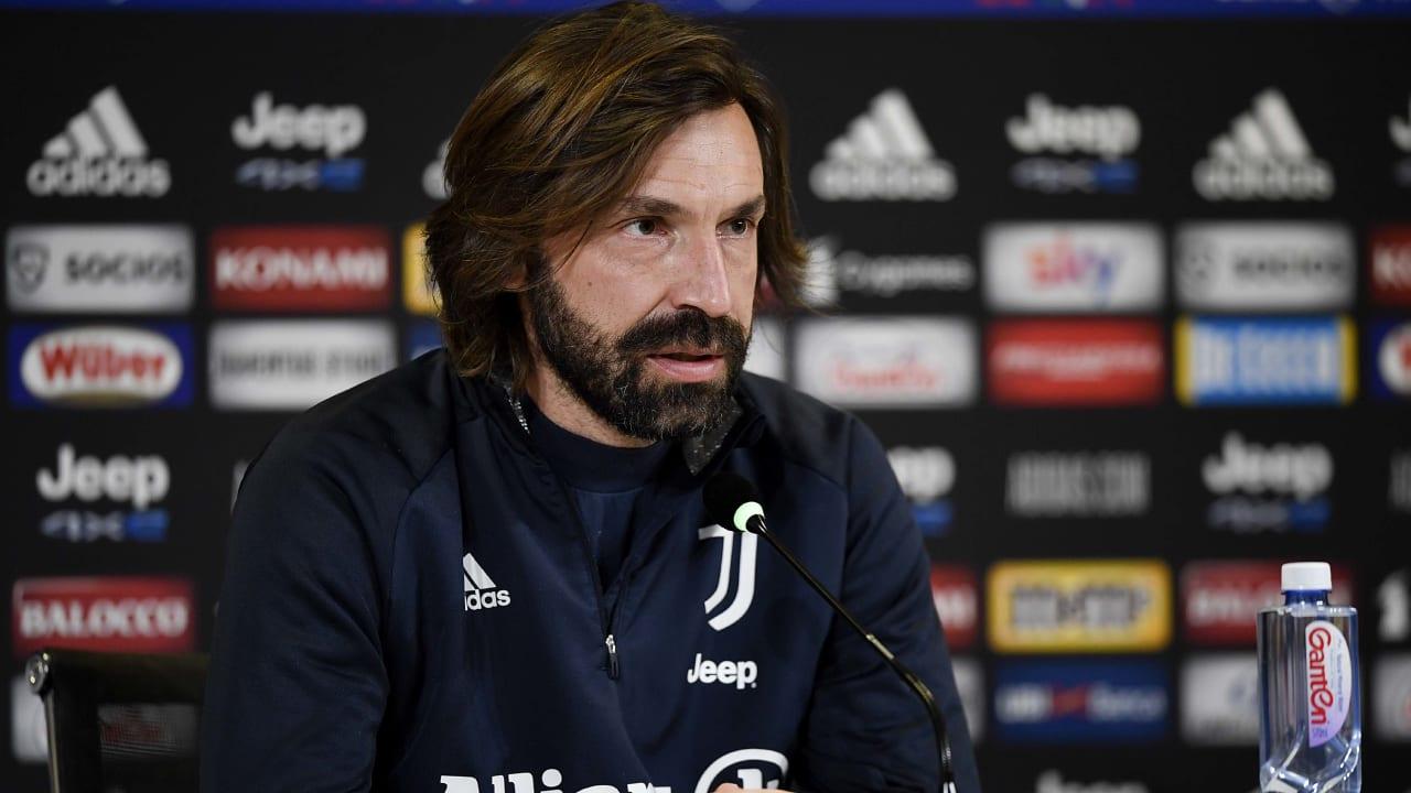 Andrea Pirlo cfs pre Milan-Juventus