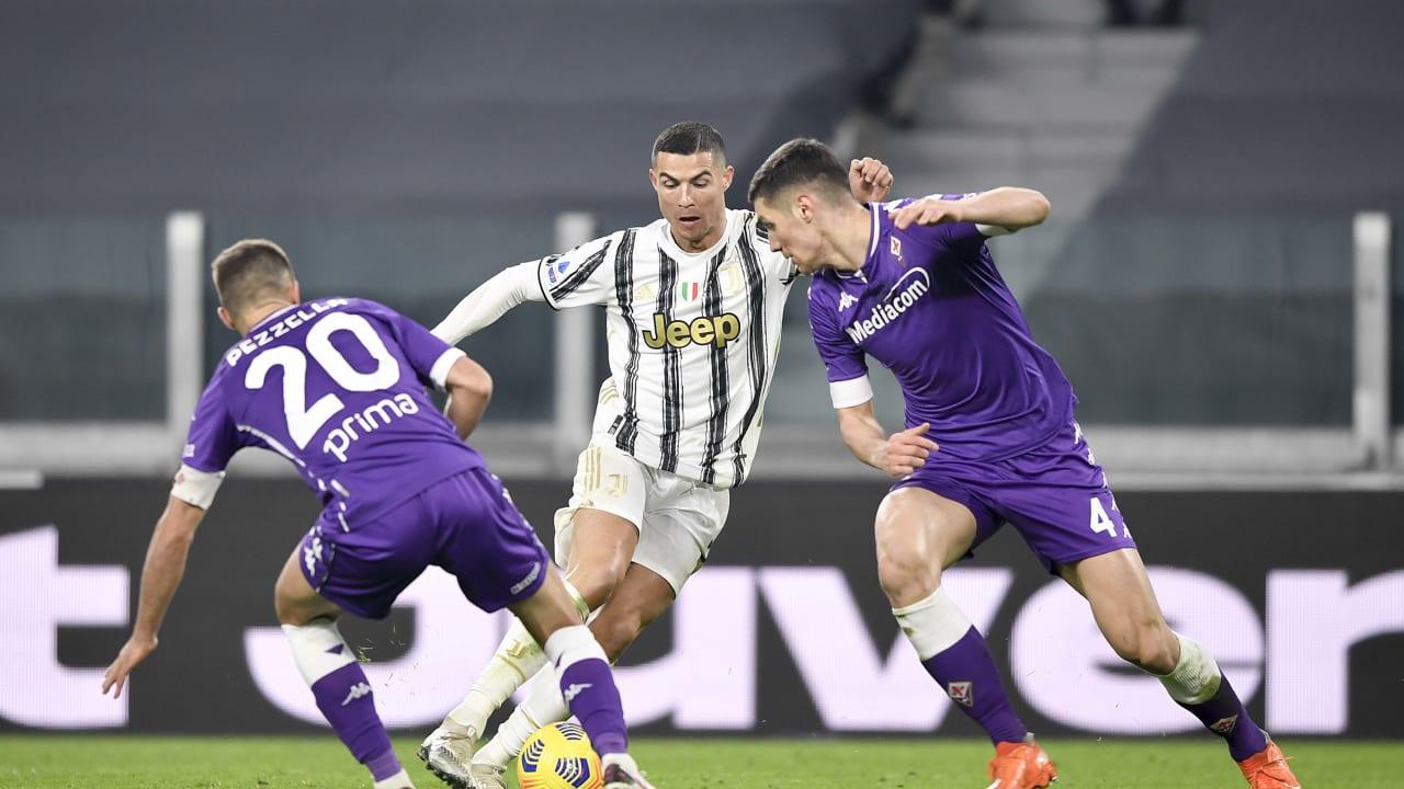13 Juventus Fiorentina 22 dicembre 2020