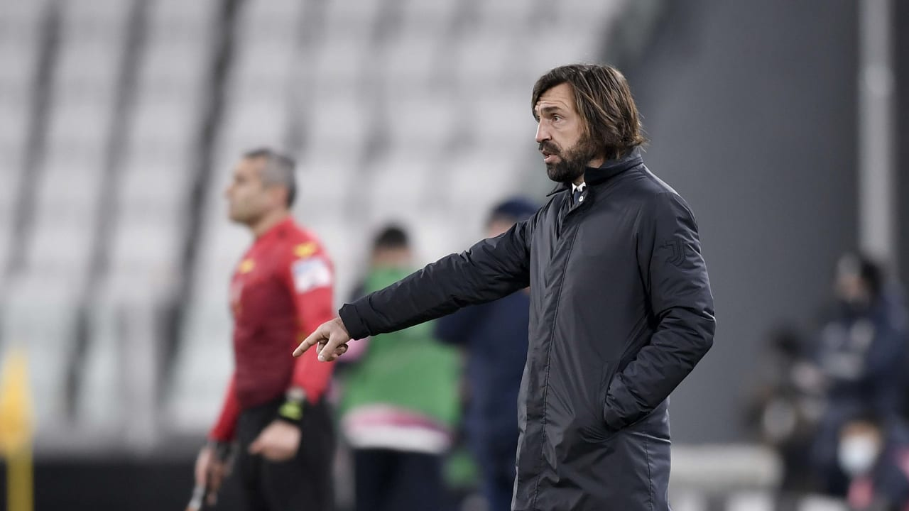 intervista Mister Pirlo post partita