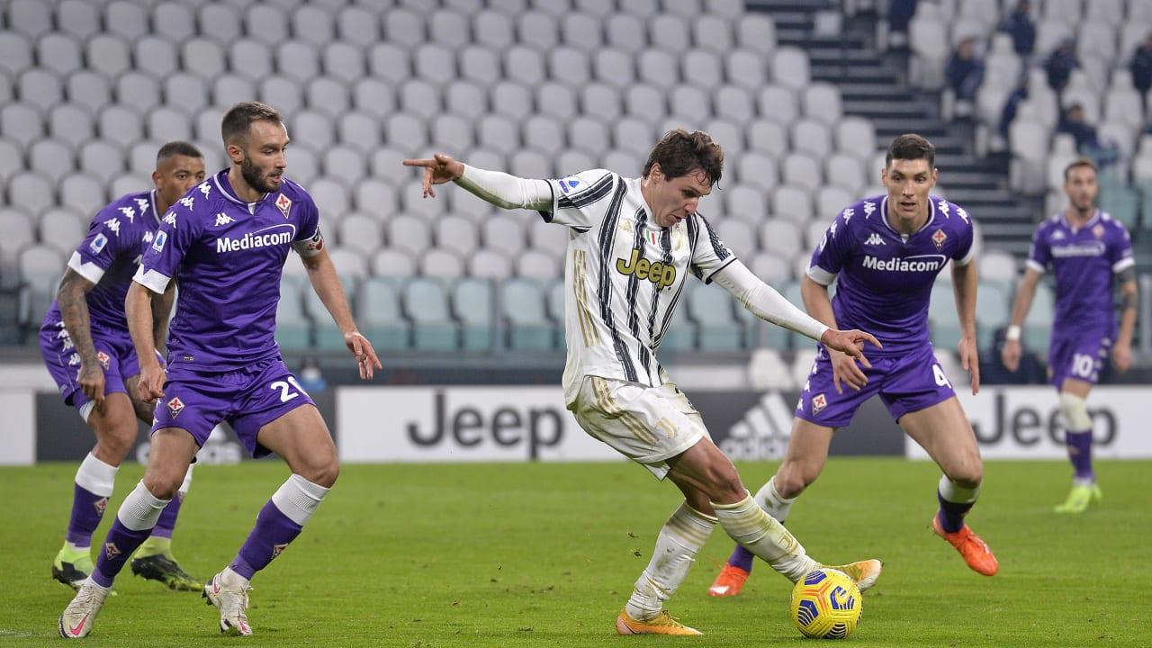 Match Juventus Fiorentina 22 dicembre 2020