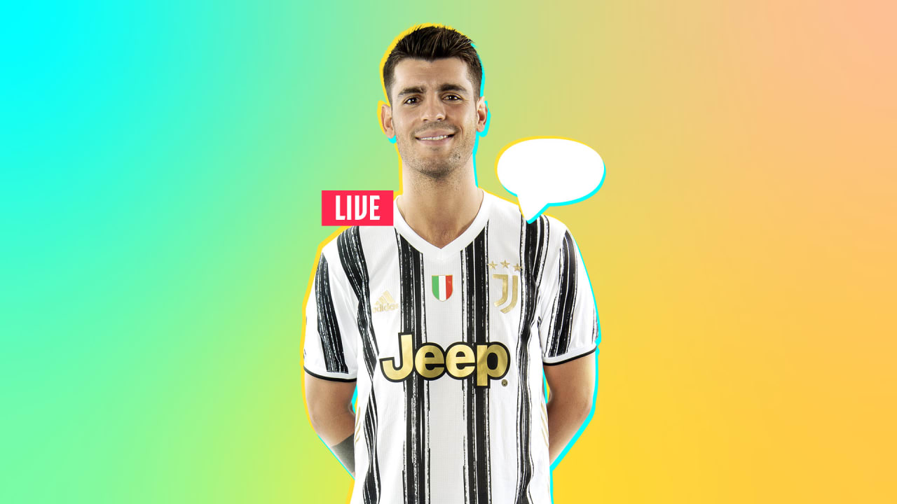 Junior Reporter | Terzo Appuntamento | Alvaro Morata